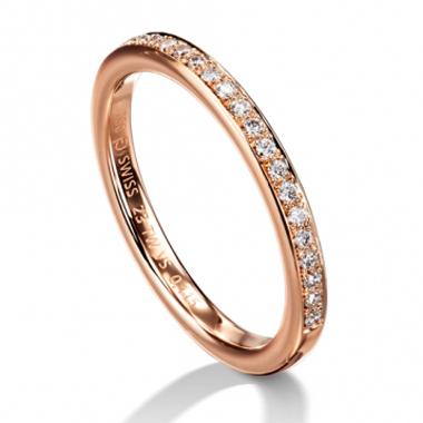 シンプル 結婚指輪のMémoire