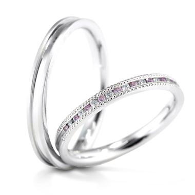 フェミニン 結婚指輪のディスポーゼ