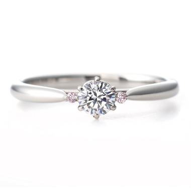 フェミニン 婚約指輪のオーラ
