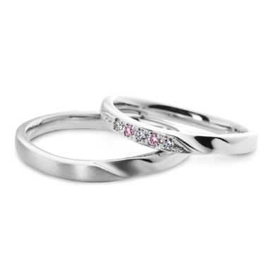 フェミニン 結婚指輪のラディスタンス