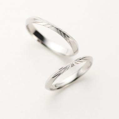 シンプル 結婚指輪のLORSQUE