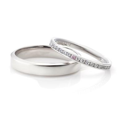 結婚指輪のピュルテ