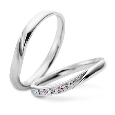 フェミニン 結婚指輪のアンコード