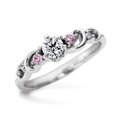 フェミニン 婚約指輪のアンコード