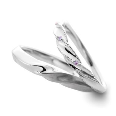 フェミニン 結婚指輪のアントレッセ