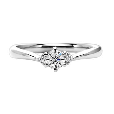 婚約指輪のAnge