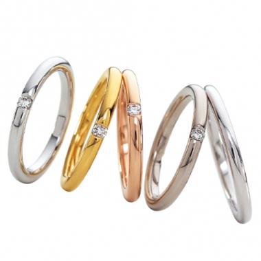 結婚指輪のRaffiné