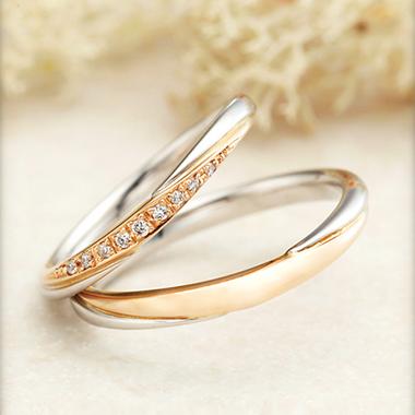 結婚指輪のCherir
