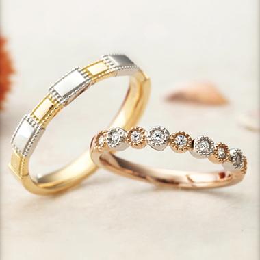 アンティーク 結婚指輪のMon Bijou