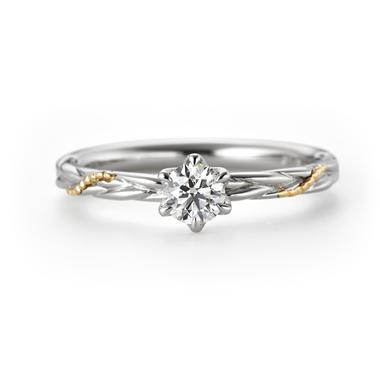 アンティーク 婚約指輪のカンタービレ