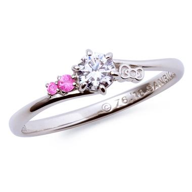 個性的 婚約指輪のKT-60617002