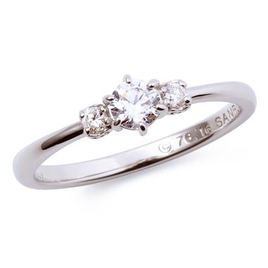 フェミニン 婚約指輪のKT-60617011