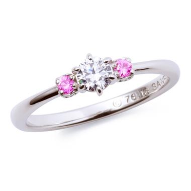 フェミニン 婚約指輪のKT-60617012