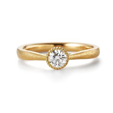 アンティーク 婚約指輪のカンパネラ