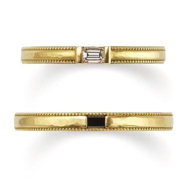 アンティーク 結婚指輪のドルチェ