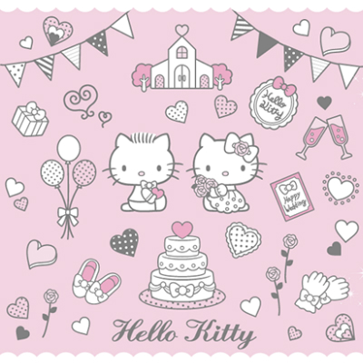 Hello Kitty Bridal