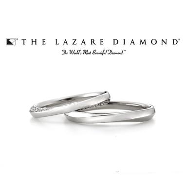 シンプル 結婚指輪のオリオン