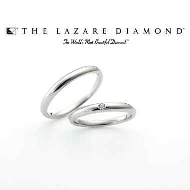 シンプル 結婚指輪のLG015PR/LG016PR