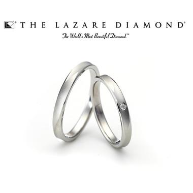 シンプル 結婚指輪のLG021PR/LG022PR