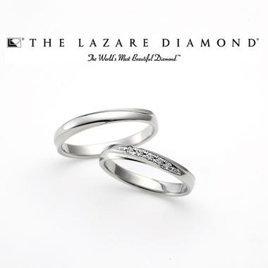 シンプル 結婚指輪のLG023PR/LG024PR