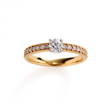 フェミニン 婚約指輪のcielo