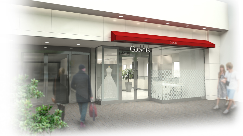 GRACIS グラシス BRIDAL北2条店