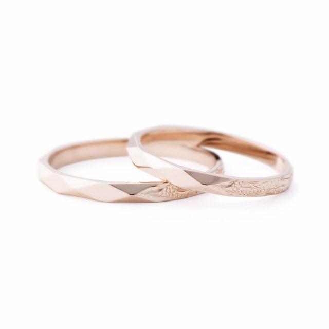 ハワイアン 結婚指輪のLINO:光