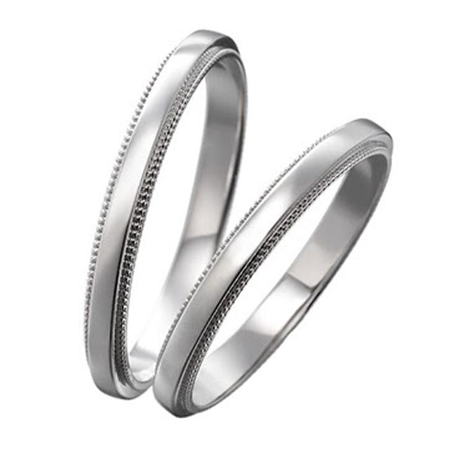 シンプル 結婚指輪のタイム
