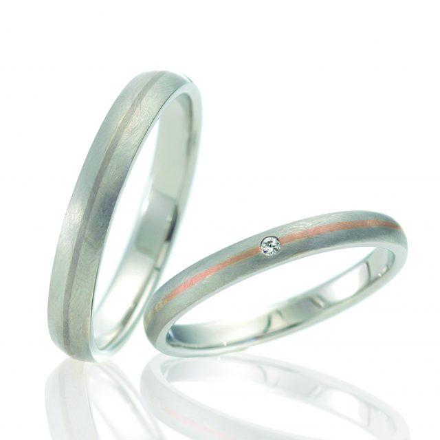 シンプル 結婚指輪のイトノワ