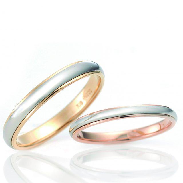 シンプル 結婚指輪のアイノワ