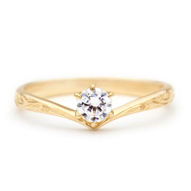 ハワイアン 婚約指輪のKAPALILI:ときめき