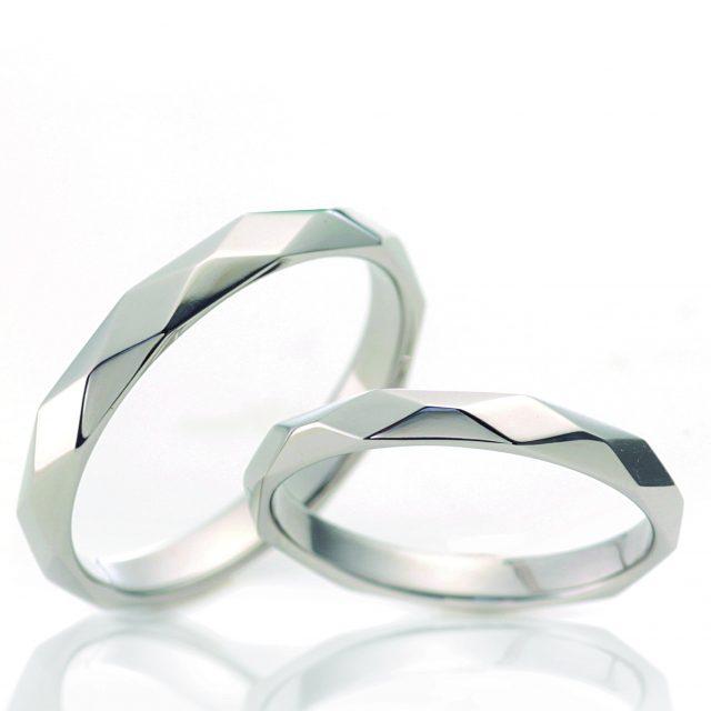 シンプル 結婚指輪のトキノワ
