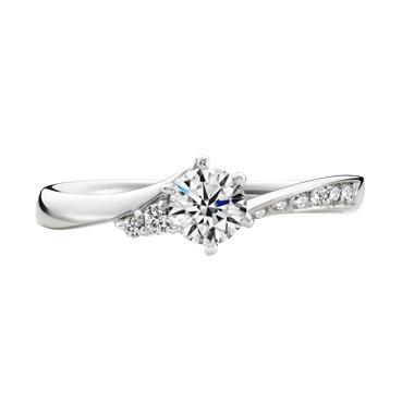 婚約指輪のプチ トワゾー