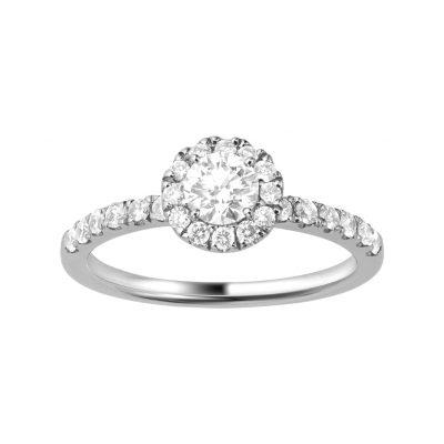 ゴージャス,個性的 婚約指輪のBOUQUET