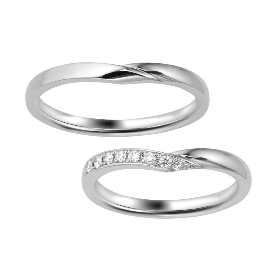 フェミニン 結婚指輪のPROMESSA