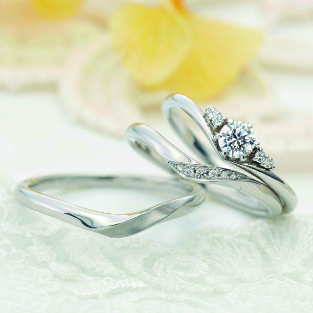 フェミニン 結婚指輪のレヴリー