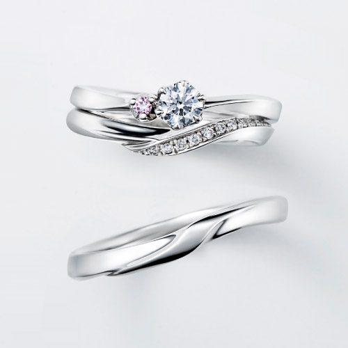 フェミニン 婚約指輪のMARGURITE