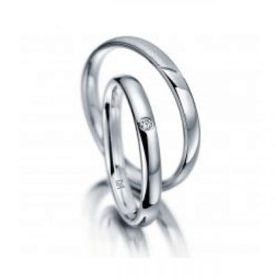 シンプル 結婚指輪のクラシックス - 011 - 126D