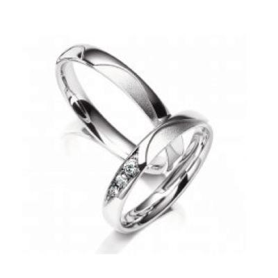 シンプル 結婚指輪のシンボリックス - 013