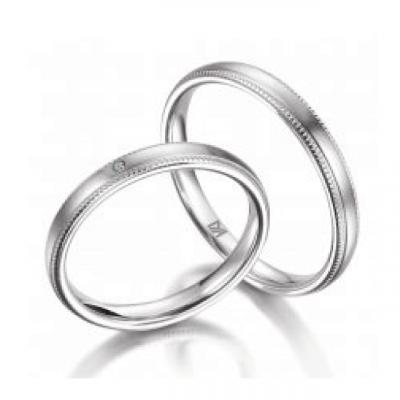 シンプル 結婚指輪のファンタスティックス - 321