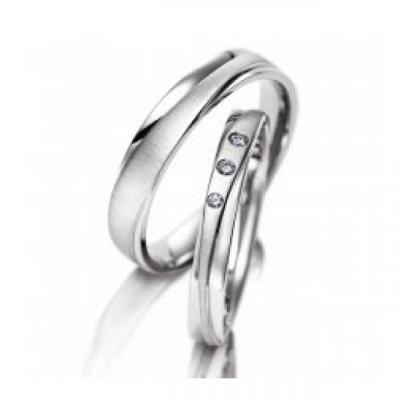 シンプル 結婚指輪のファンタスティックス - 075