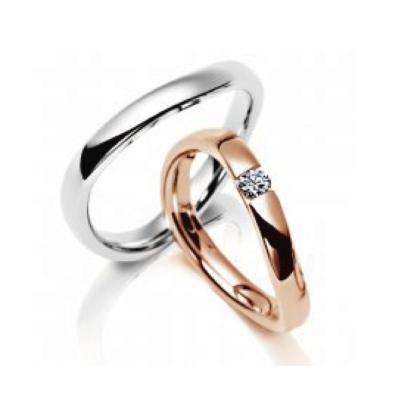 シンプル 結婚指輪のシンボリックス - 076