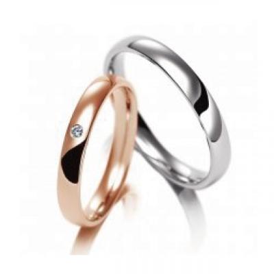 シンプル 結婚指輪のクラシックス - 083