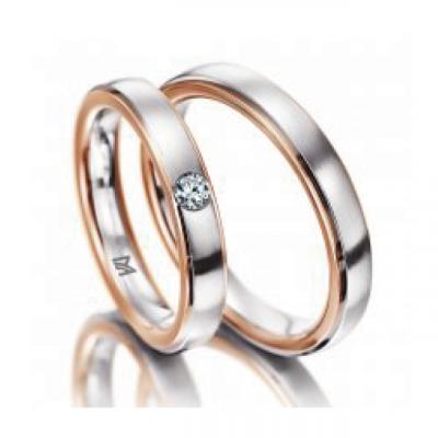 シンプル 結婚指輪のクラシックス - 110