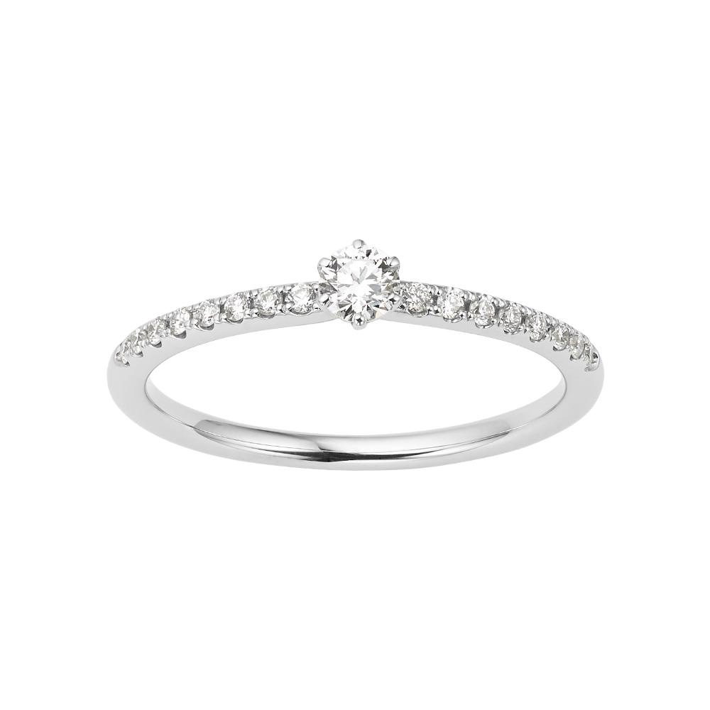 シンプル 婚約指輪のPRINCIPESSA
