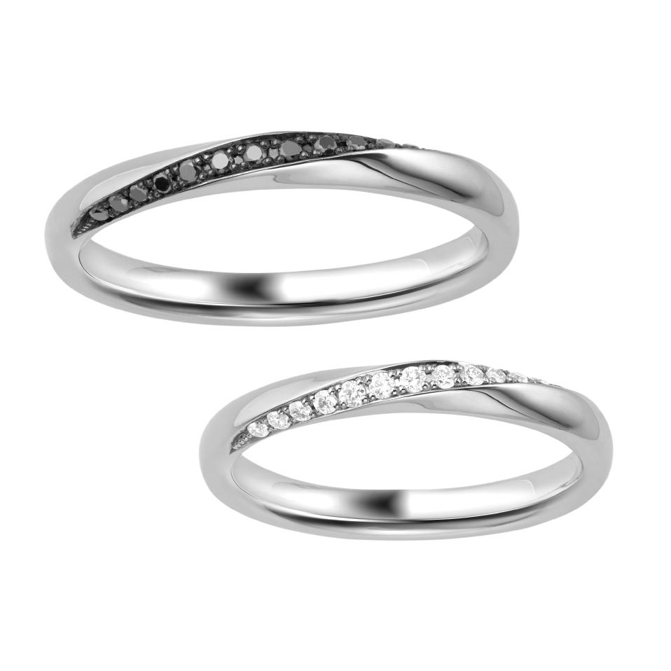 シンプル 結婚指輪のRINCONTRO