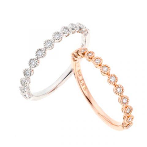 フェミニン 結婚指輪の8 eight