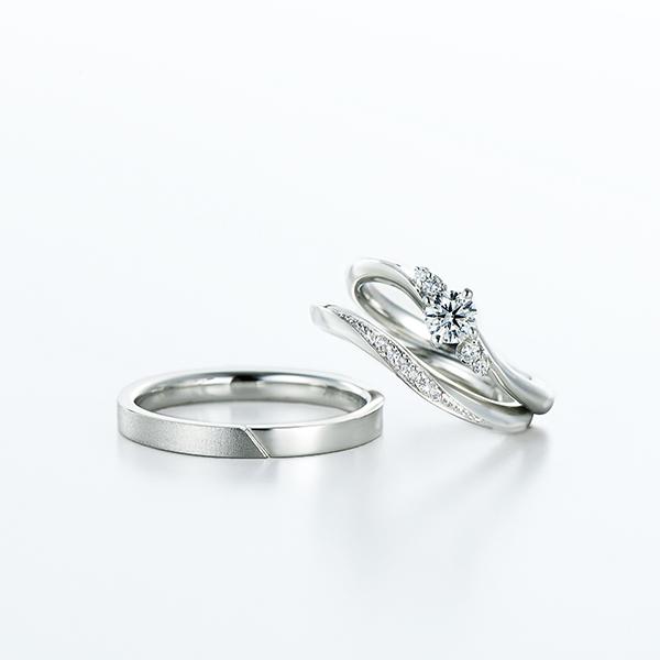 フェミニン 婚約指輪のCaph
