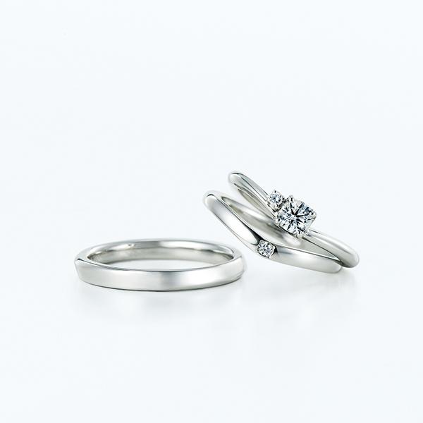 婚約指輪のMetis