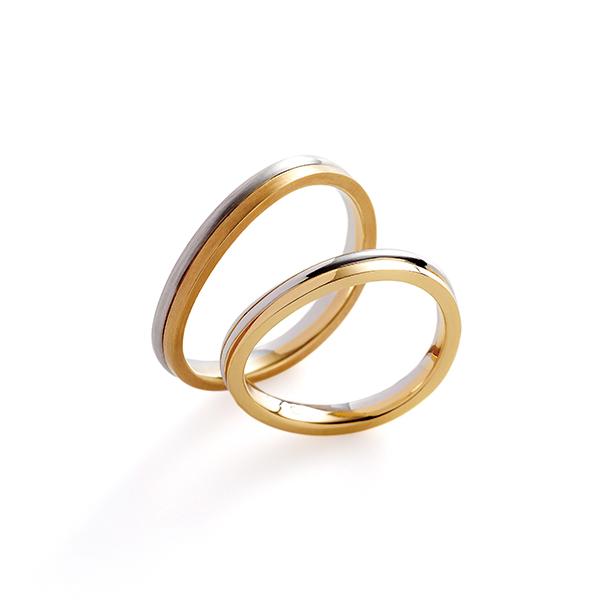 フェミニン 結婚指輪のarco